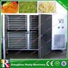 Stainless steel hot air electric commercial fruit drying machine