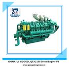 1800rpm Googol QTA2160G2 Diesel Engine 887kW 60Hz