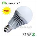 10w e27 de aluminio cuerpo bombilla led de luz de venta al por mayor/llevó la lámpara