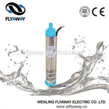 12V/24V/48V DC Submersible irrigation Solar Water Pump