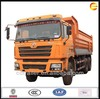 380hp diesel off road tilt truck tipper truck for mining or other loose material