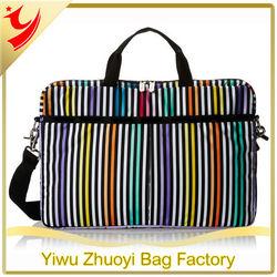 Wholesale Removable Shoulder strap Laptop Bags Computer Case/ Messenger Bags for Men