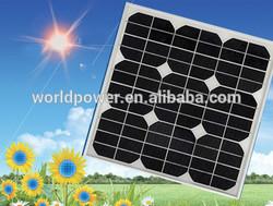 high quality Small Mono 3W 5W 10W 20W 30W Solar Panel