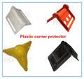"""2 """", 4 """" de plástico protector de la esquina"""