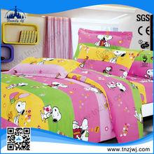 Guangzhou factory prices 100% conton kid bedding