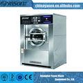 alta qualidade açoinoxidável moeda operou a máquina de lavar roupa