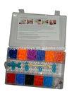 DIY loom band set kit rubber bands DIY bracelet 914070401