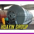 Respetuoso del medio ambiente de los residuos de neumáticos/planta de caucho reciclado