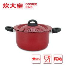 New Aluminum bialetti cookware/pasta pot