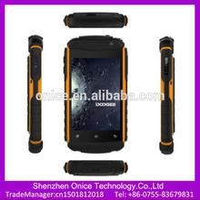 3.5 inch IPS screen doogee dg150 android 4.2 dual core mtk6572 WCDMA shockproof doogee smartphone