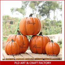 Resin Halloween Pumpkin
