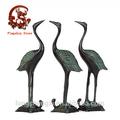 piezas de fundición de bronce de figurillas de animales de trabajo