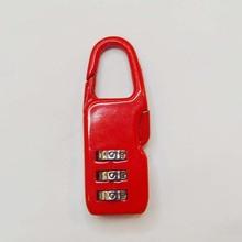 Cheap 5 digit combination lock for bag CR-07B