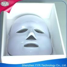YYR factory wholesale home use skin rejuvenation led face mask