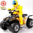 Electric ATV Mini Motorcycle Model Children's Car Toy