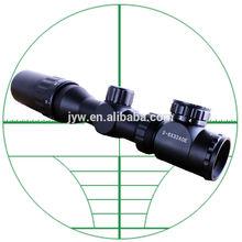 2-6X32EG hunting red&green dot rifle scope for gun