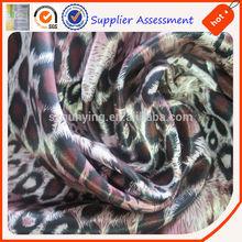 satin animal print textile, kids fabric print satin, factory supplier print fabric polyester satin sheets