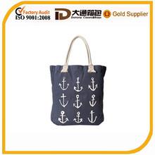 printing canvas cloth shopping bag