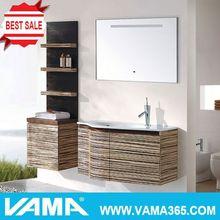 VAMA Decorative Wall Mounted Large Sink Italian Design Modern Bathroom Cabinet