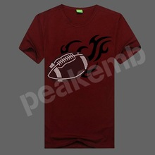 2014 New Design Sport T Shirt Transfer Vinyl Football