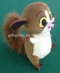custom plush stuffed toys /Squirrel toy