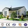 luxury villa design, light steel villa, luxury prefab steel villa
