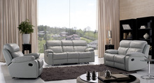 Leather sectional sofa for living room furniture