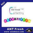 ANT Fresh Air Freshener Auto incense ball Car Vent Clips APPLE CHERRY PEACH 5 aroma