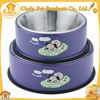 Large Cheap Plastic Dog Bowls Modern Design Pet Feeders Pet Bowls & Feeders