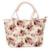 2014 hot sell fashion good quality cheap canvas beach bag manufacture