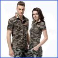 2014 fabricant oem nouveau design de mode à bas prix de gros couple vierge. camo t shirts