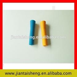Custom anti slip sleeve, heat resistant silicone sleeve,elastic rubber sleeve