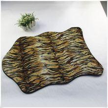 china wholesale Fluffy Bedroom Rug Bath Mat Doormat Carpet Floor Bath Mat luster finish Chenille door mat
