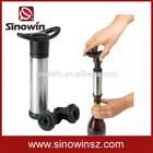 Stainless steel Vacuum Sealed Red Wine Storage Bottle Stopper Plug Bottle Cap