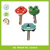 lovely cartoon soft PVC Key Cover/ plastic frog key cap/cute animal key cover