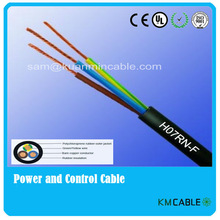 H07RN-F power rubber cable
