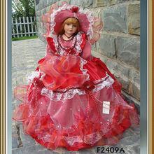 2014 Safety porcelain dolls 24