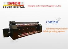 post polyester printer machine