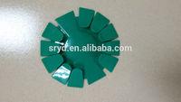 Green/Black Plastic very cheap golf putting cup