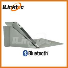 2014 new smart slim bluetooth keyboard for ipad air 9.7 inch wireless keyboard