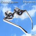2.8x visione a basso ingrandimento occhiali da pesca adatto per la pesca mare