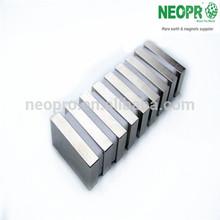Rare Earth Neodymium Magnet For Magnetic Generator