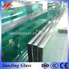 Laminated glass thickness from alibaba china
