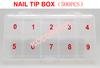 NAIL DECORATION BOX/JEWELRY BOX/NAIL TIP BOX