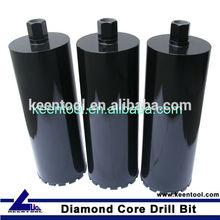 Premium diamond core drill bits for reinforced concrete