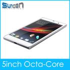 """5"""" gps dual camera ultra slim smartphone telefonos celulares android"""