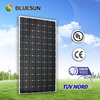 Top efficiency 170w best price per watt solar panels in india