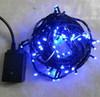 Holiday Decoration christmas led string lights   Blue Color Flashing Christmas LED Lights