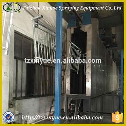 high quality metal coating spray machine