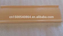 Persianas venecianas de madera cenefa